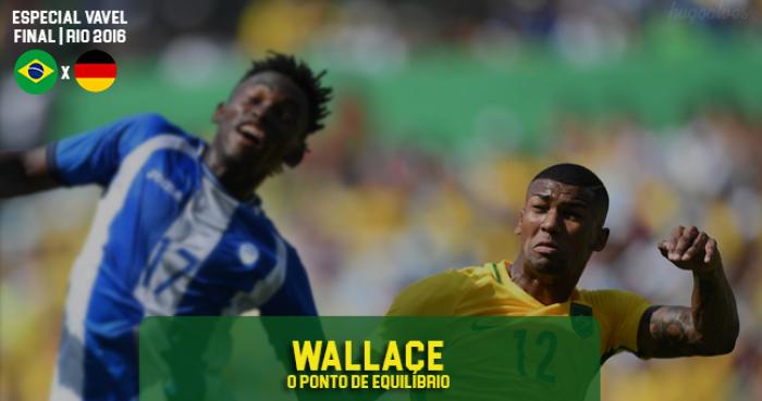 Estilo Casemiro: Walace vira ponto de equilíbrio no meio-campo da Seleção Brasileira