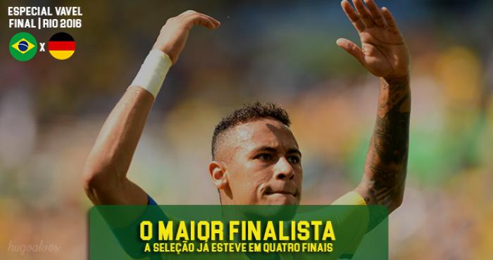 Junto a Hungria, Argentina e Iugoslávia, Brasil se torna maior finalista do futebol olímpico