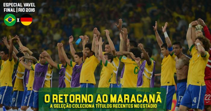 Fator casa: apesar do 'Maracanazzo', seleção brasileira tem bom retrospecto em finais no estádio
