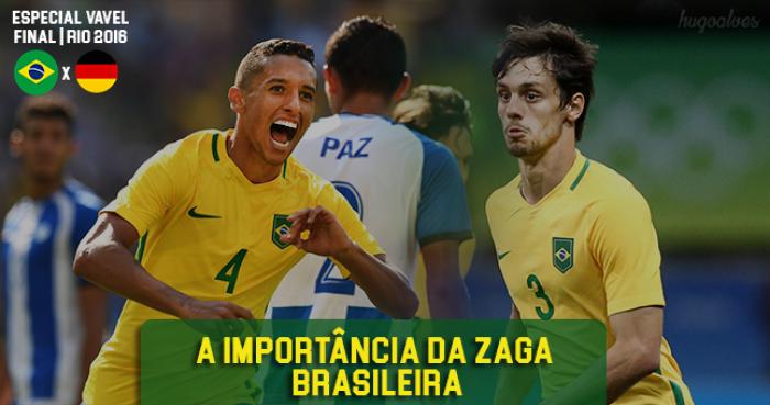 Destaque silencioso: defesa do Brasil ainda não sofreu gols nos Jogos Olímpicos