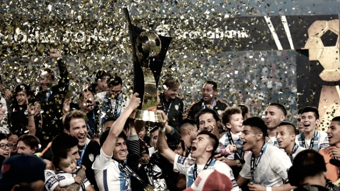 Tuzos entre la élite de la CONCACAF