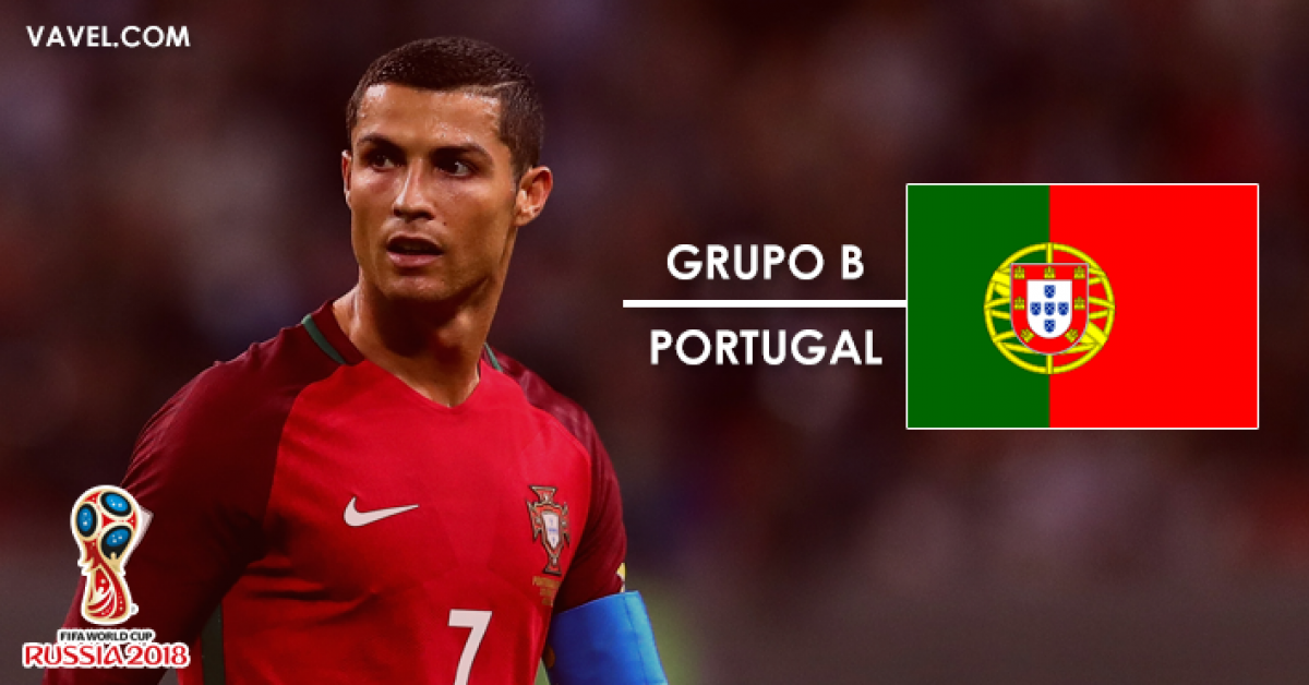 Guia VAVEL Copa do Mundo 2018: Portugal