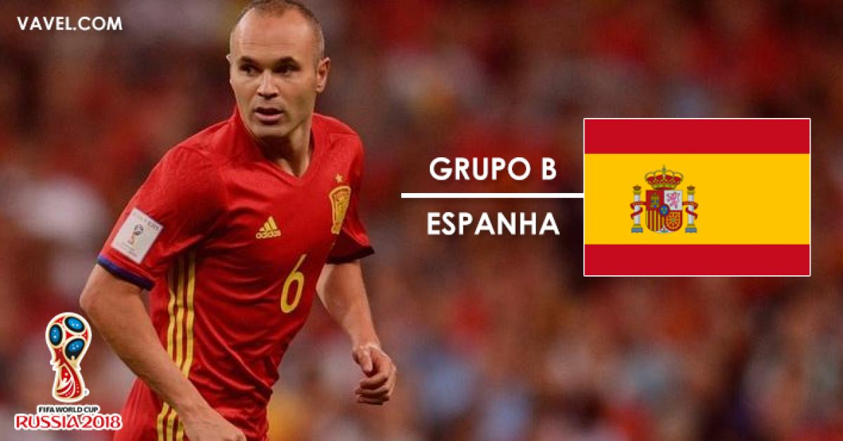 Guia VAVEL Copa do Mundo 2018  Espanha - VAVEL.com dc53a7c52022b