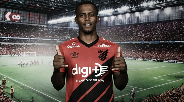 Por empréstimo, Athletico Paranaense anuncia Carlos Eduardo como reforço para a