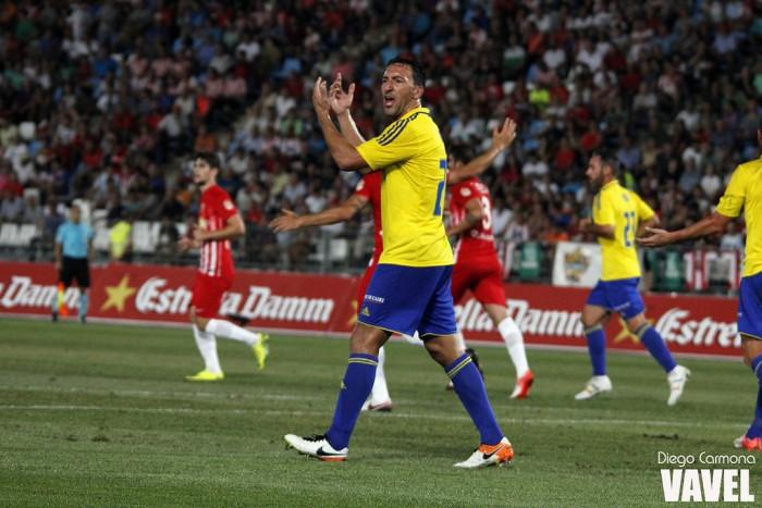 Migue González será baja al menos las próximas tres jornadas