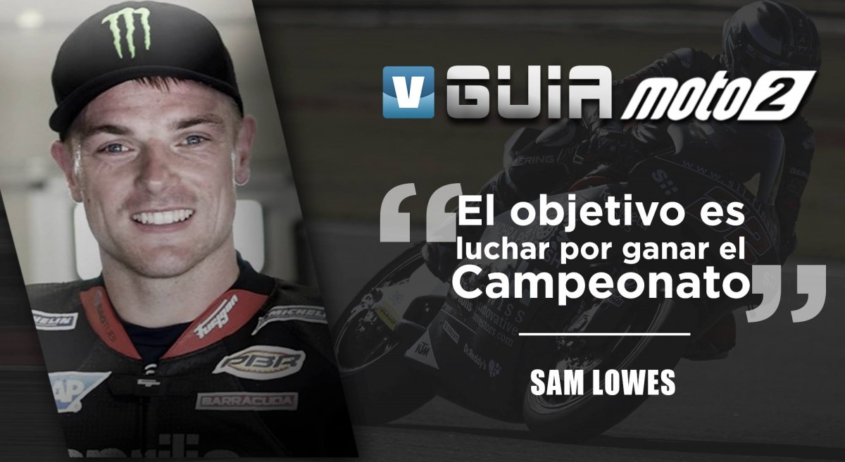 Guía VAVEL Moto2 2018: Sam Lowes, el retorno a la categoría