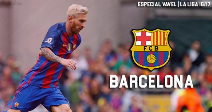 Especiais La Liga 2016/17 Barcelona: repetir as conquistas com elenco reforçado