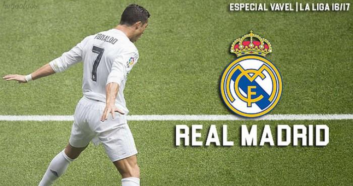 Especial La Liga 2016/17: Real Madrid e o desejo de acabar com a hegemonia culé na Espanha