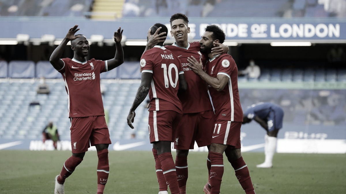 Sobreponerse a la adversidad: la crónica de Liverpool