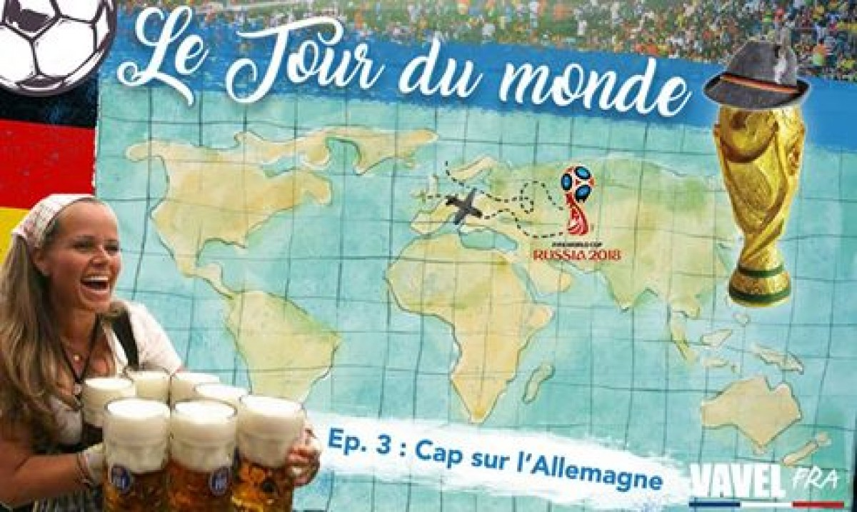 Le Tour du Monde : Episode 4