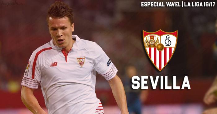 Especiais La Liga 2016/2017 Sevilla: tentar manter alto nível mesmo com mudanças no elenco