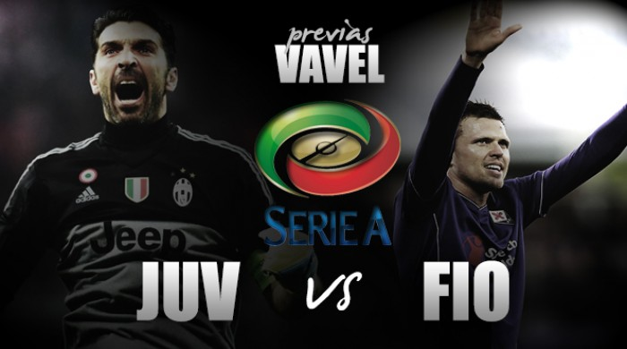 Previa Juventus - Fiorentina: el campeonato empieza fuerte
