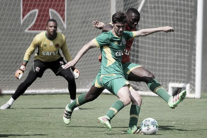 Fellype Gabriel pode estrear com a camisa do Vasco contra o Sampaio Corrêa