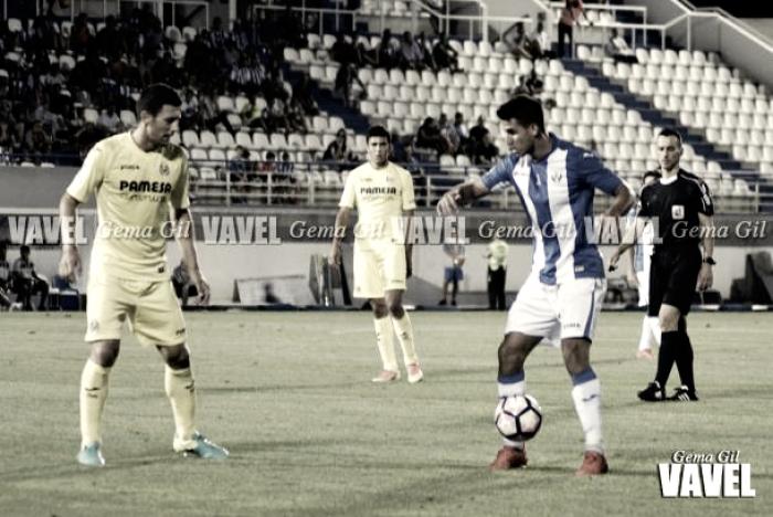 Precedentes entre el Leganés y el Villarreal
