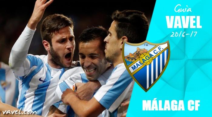 Málaga CF 16/17: al asalto de Europa