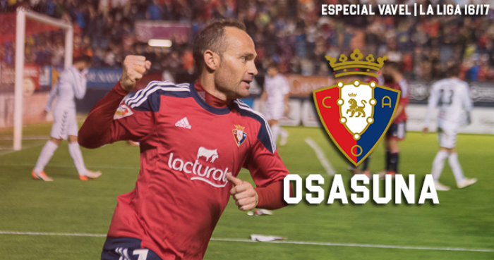 Especiais La Liga 2016/2017 Osasuna: manutenção do elenco e estabilidade na elite