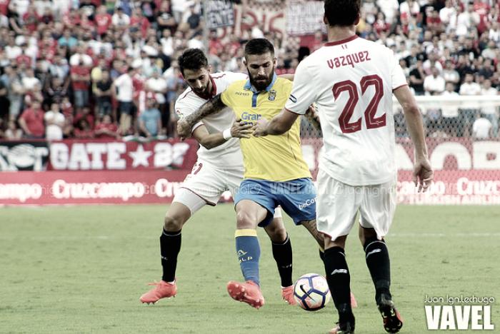 Las dudas del Sevilla en su visita a Las Palmas