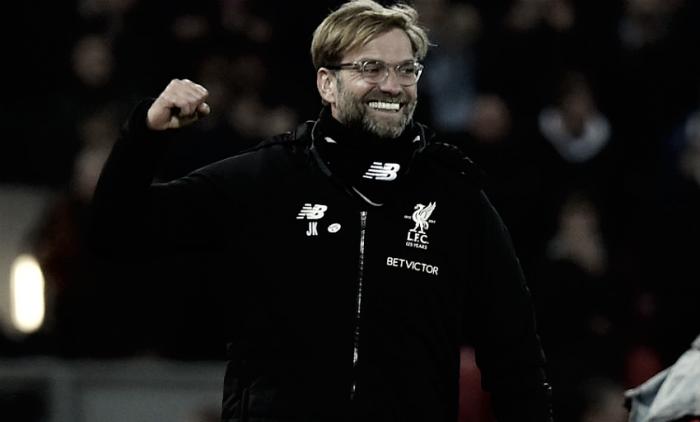 """Jürgen Klopp: """"Aquí no se trata de cuál es el mejor equipo"""""""