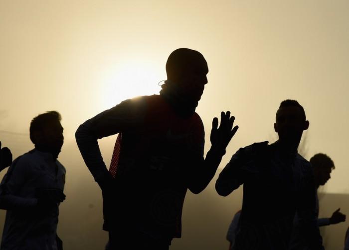 Inter, allenamento mattutino. Obiettivo Sassuolo