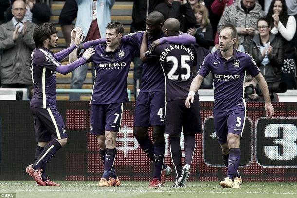 Yaya Tourè stende lo Swansea e porta il City in Champions League