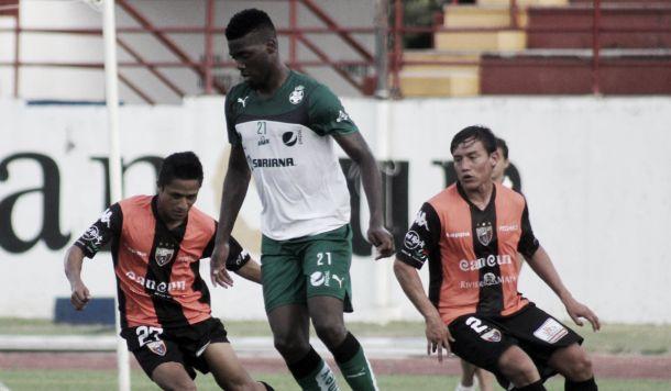 Santos y Atlante igualan en partido de preparación