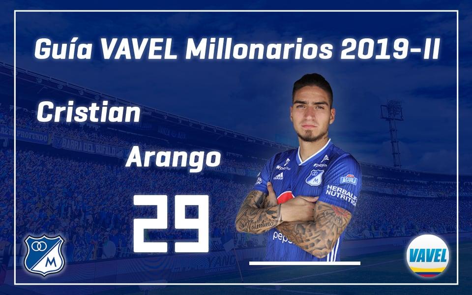 Análisis VAVEL, Millonarios 2019-II: Cristian Arango
