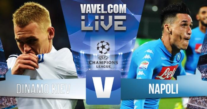 Dinamo Kiev - Napoli, Champions League 2016-2017 (1-2): doppio Milik, passano gli azzurri!