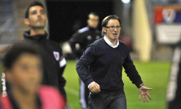 """Juan Antonio Anquela: """"El Mallorca ha hecho todo para ganar"""""""