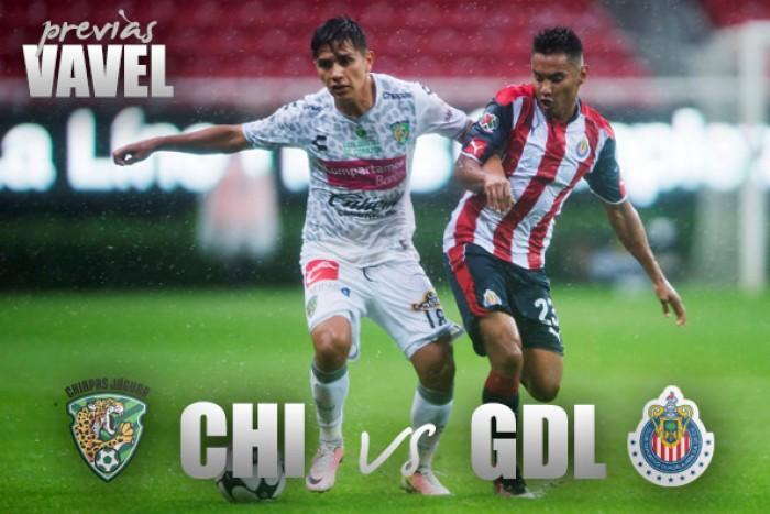 Previa Jaguares - Chivas: por la cima del grupo