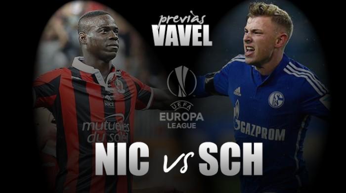 Invicto na temporada, Nice encara Schalke 04 na abertura do Grupo I da Europa League