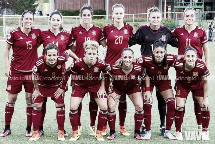 Las chicas de España alcanzan su mejor posición en la Clasificación FIFA