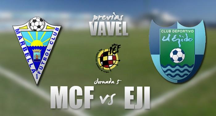 Marbella FC - CD El Ejido 2012: duelo entre dos equipos en racha