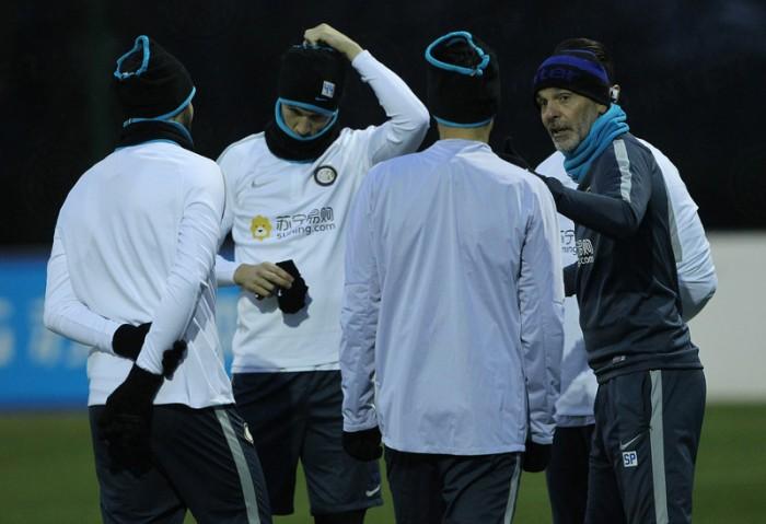 Inter, le ultime in vista del match contro la Lazio