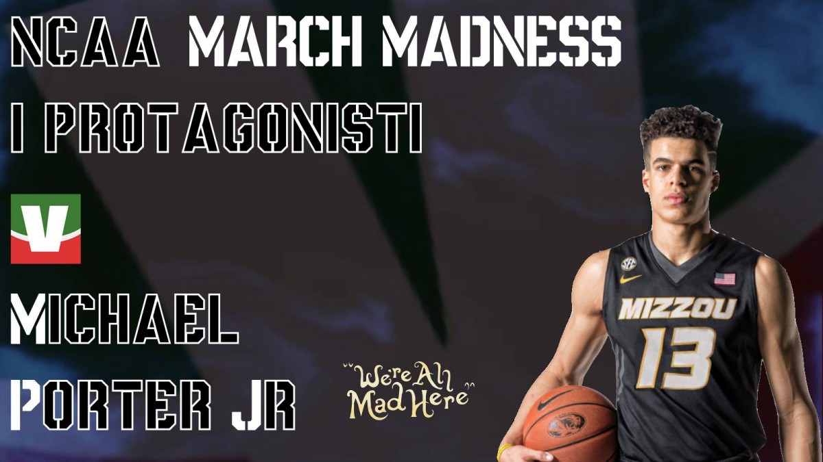 NCAA March Madness 2018 - I Protagonisti: Michael Porter Jr.