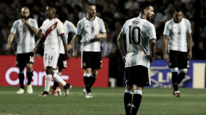 Lo que necesita Argentina para llegar a Rusia 2018