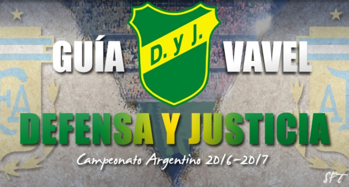 Guía Defensa y Justicia VAVEL 2016/17