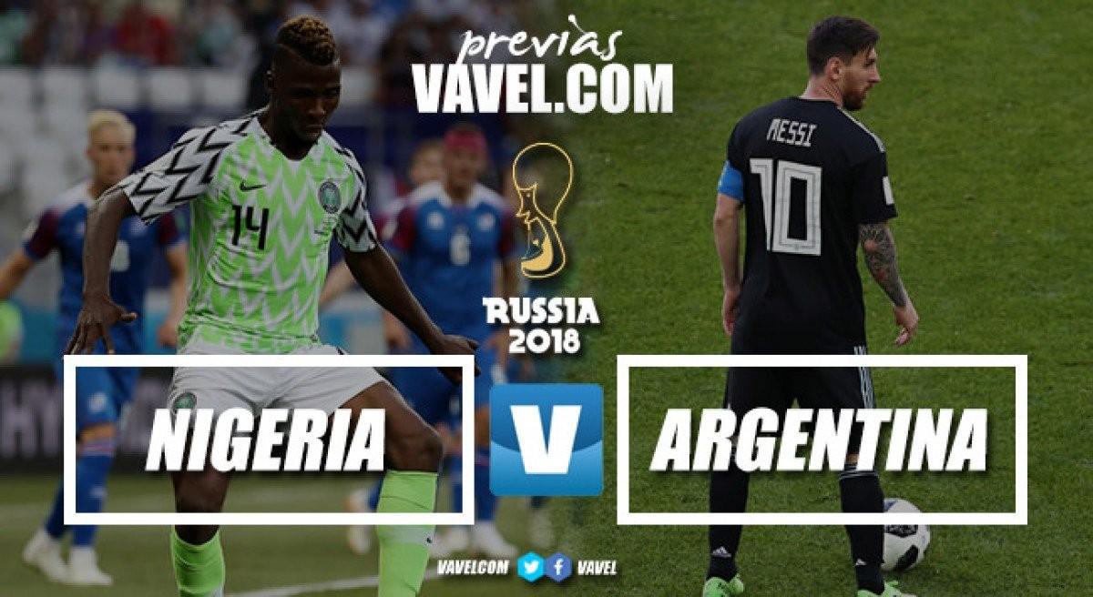 Gruppo D - Argentina all'ultima chiamata