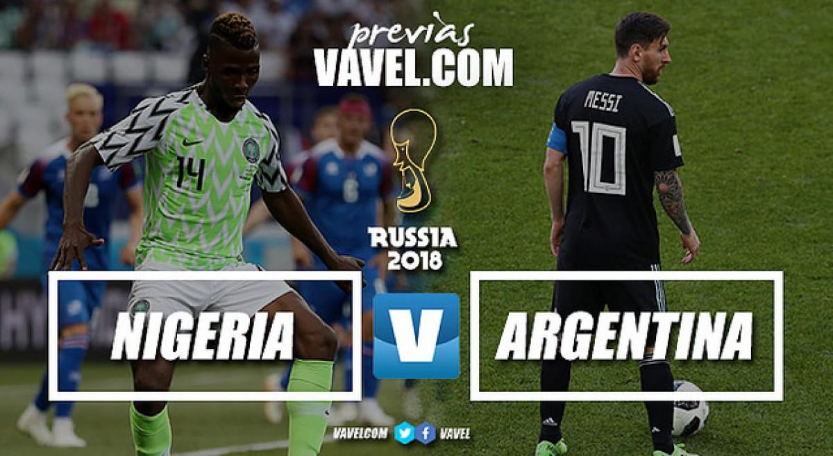 Último tango? Argentina visa manter bom histórico contra Nigéria para evitar eliminação