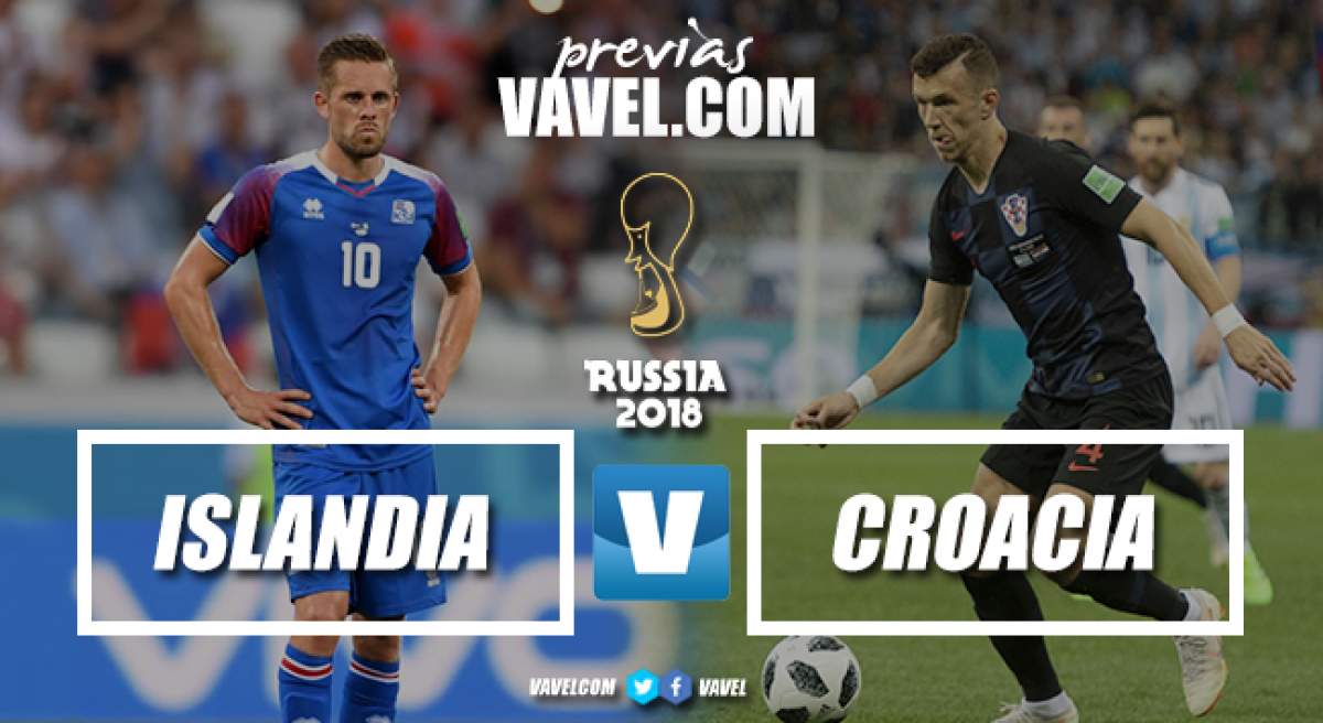 Gruppo D - L'Islanda sogna, la Croazia vara il turnover