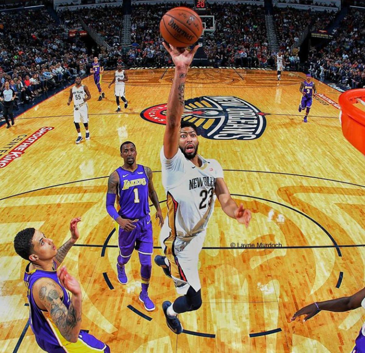 Los Pelicans se recuperan