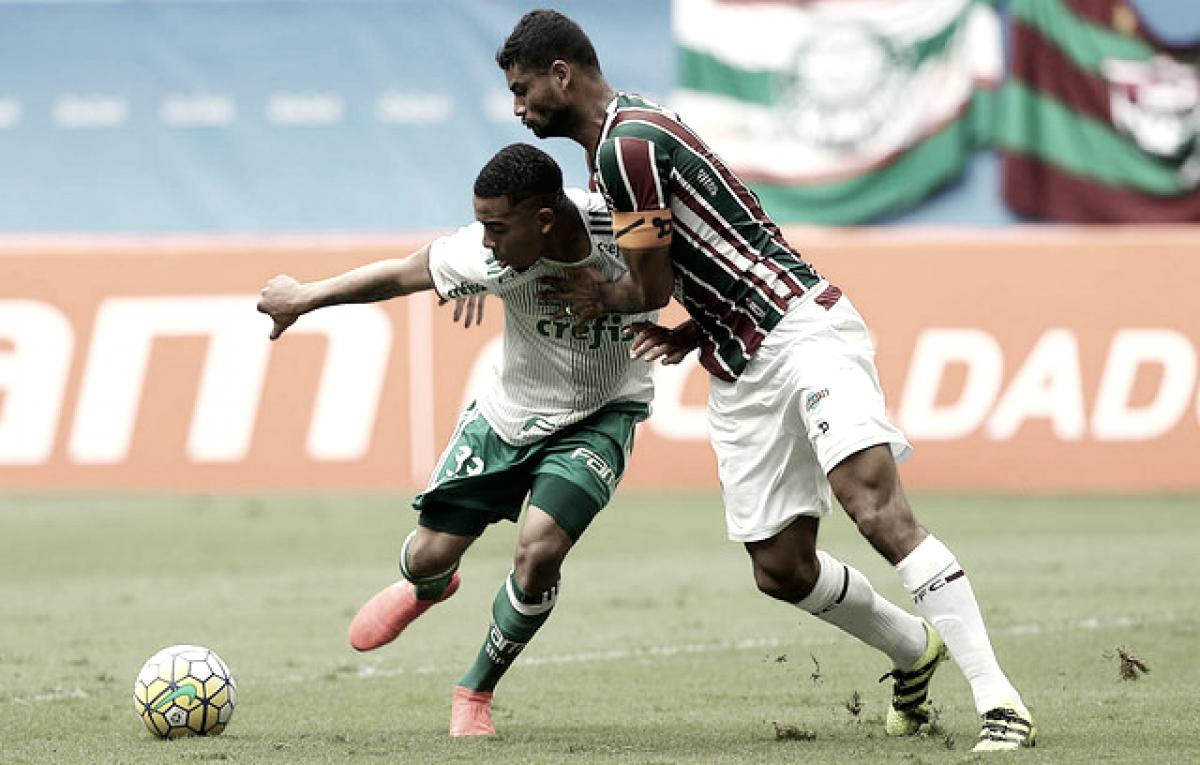Fluminense e Palmeiras duelam no Maracanã em reencontro de Scarpa com ex-clube