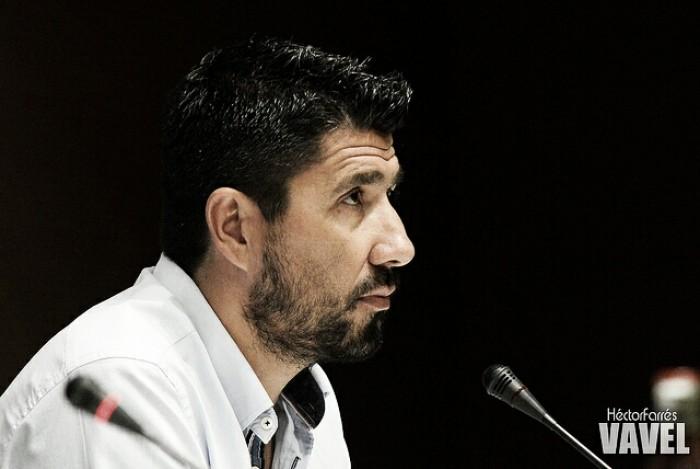 "Ángel Gómez: ""No me gustó la postura que tomó Pau López"""
