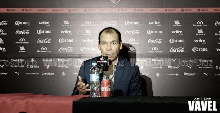 José Guadalupe Cruz queda fuera de Atlas