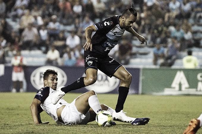 Fernando Fernández le da el empate al Atlante en Tamaulipas