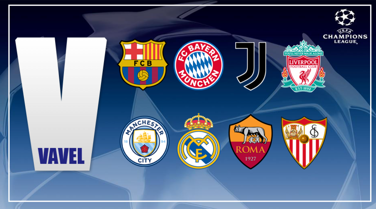 Sorteo Cuartos Champions | Resultado Sorteo Cuartos De Final Uefa Champions League Vavel Com