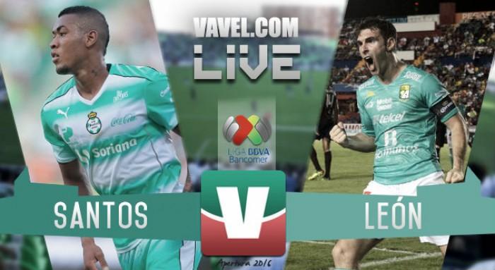 De último minuto Santos derrota y hunde más a León