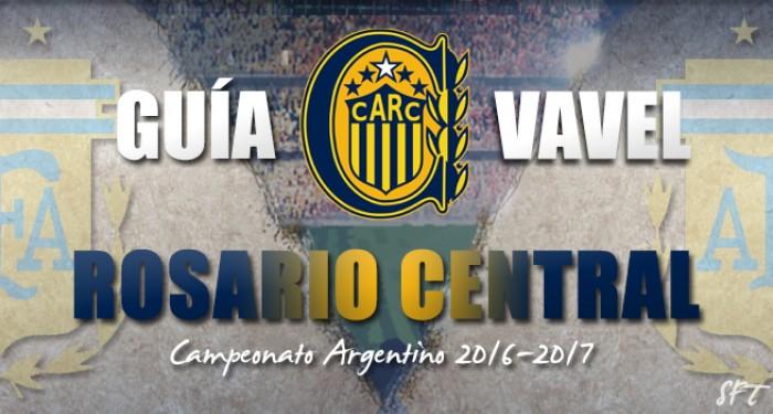 Guía Rosario Central VAVEL 2016/17