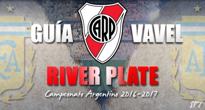 Guía River Plate VAVEL 2016/17