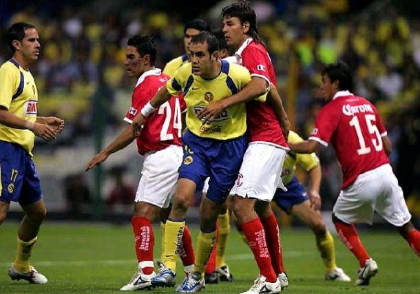 América - Toluca, recordando la final de CONCACAF en 2006