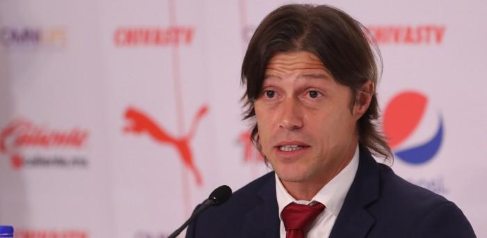 """Matías Almeyda: """"Feliz por la entrega de mis jugadores"""""""